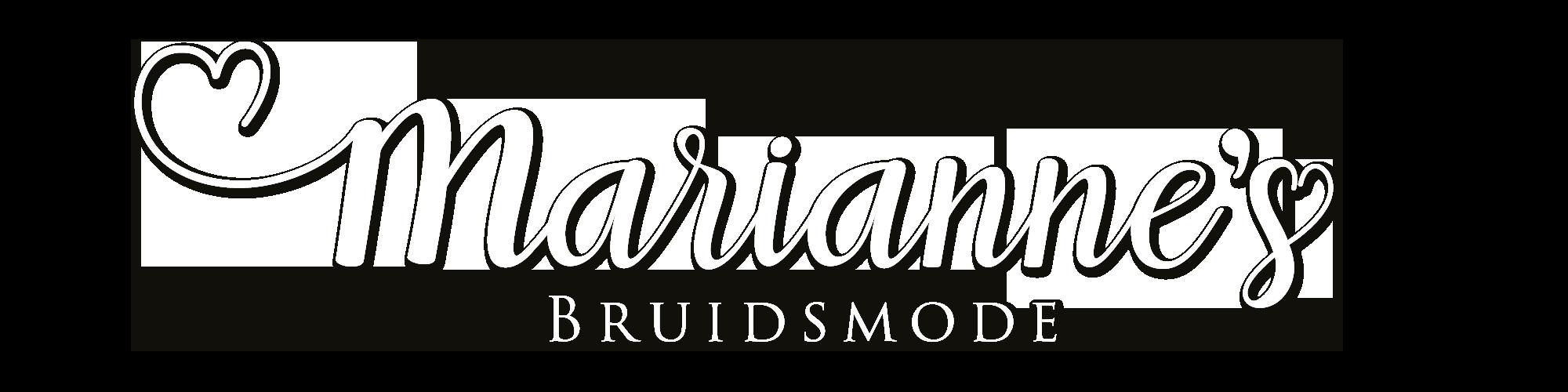 Marianne's bruidsmode